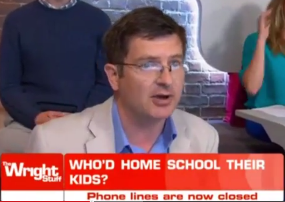 The Wright Stuff Interview