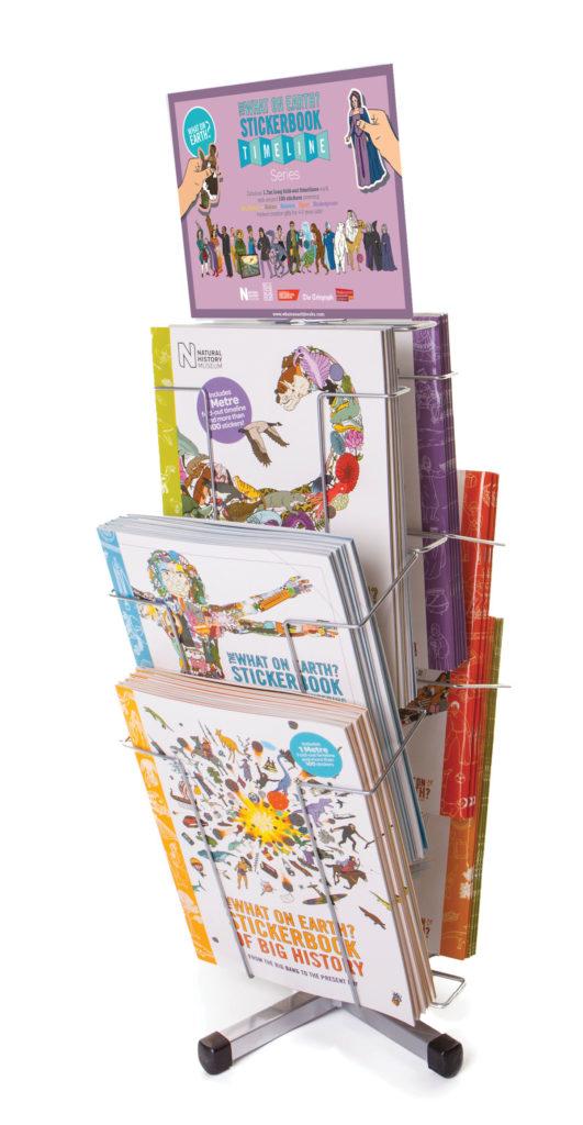 Stickerbook-Stand