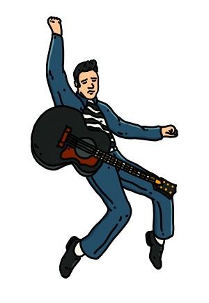 Elvis small