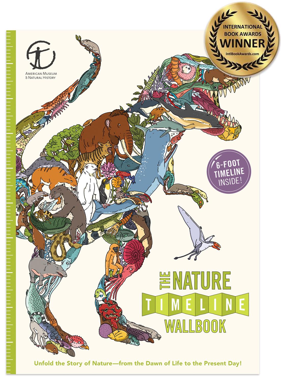 Winner - AMNH-Nature-Cover-web