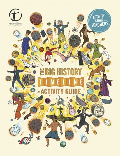 Big History Activity Cover