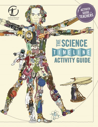 Science Activity Guide Cover