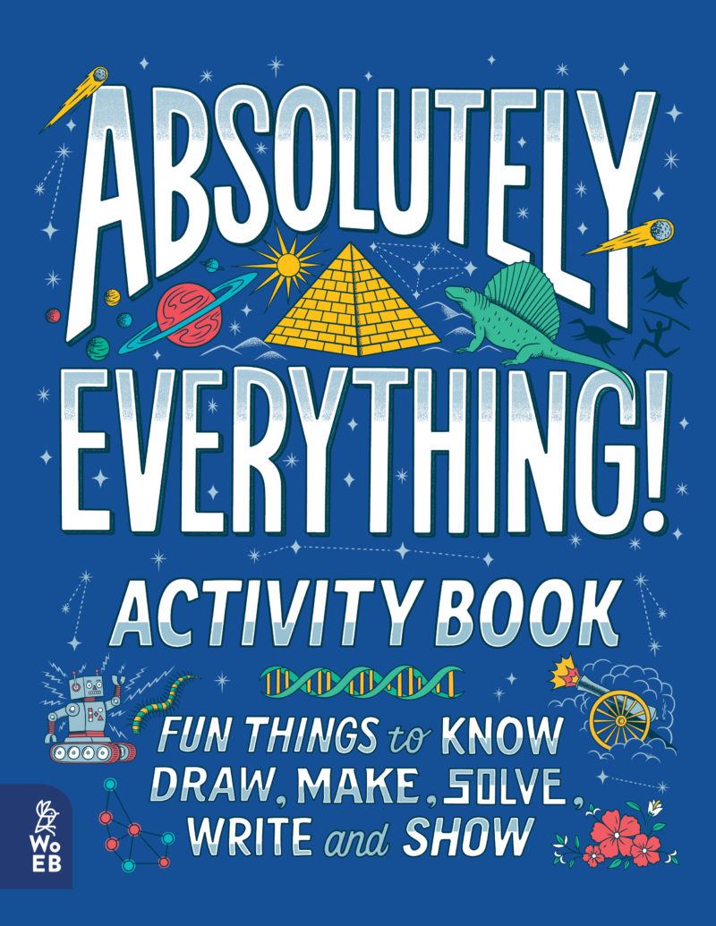 Click here to sample our wonderful Absolutely Everything! Activity Book
