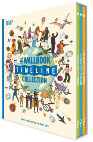 Three-Wallbook Timeline Collection Offer!