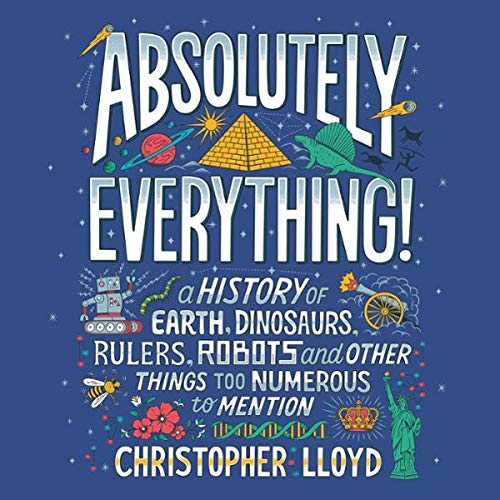 **** STOP PRESS ****   The Absolutely Everything! Audiobook Edition is here