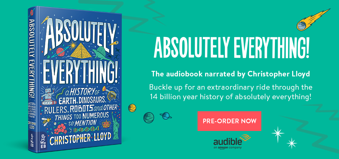 Absolutely Everything! - Audiobook Edition