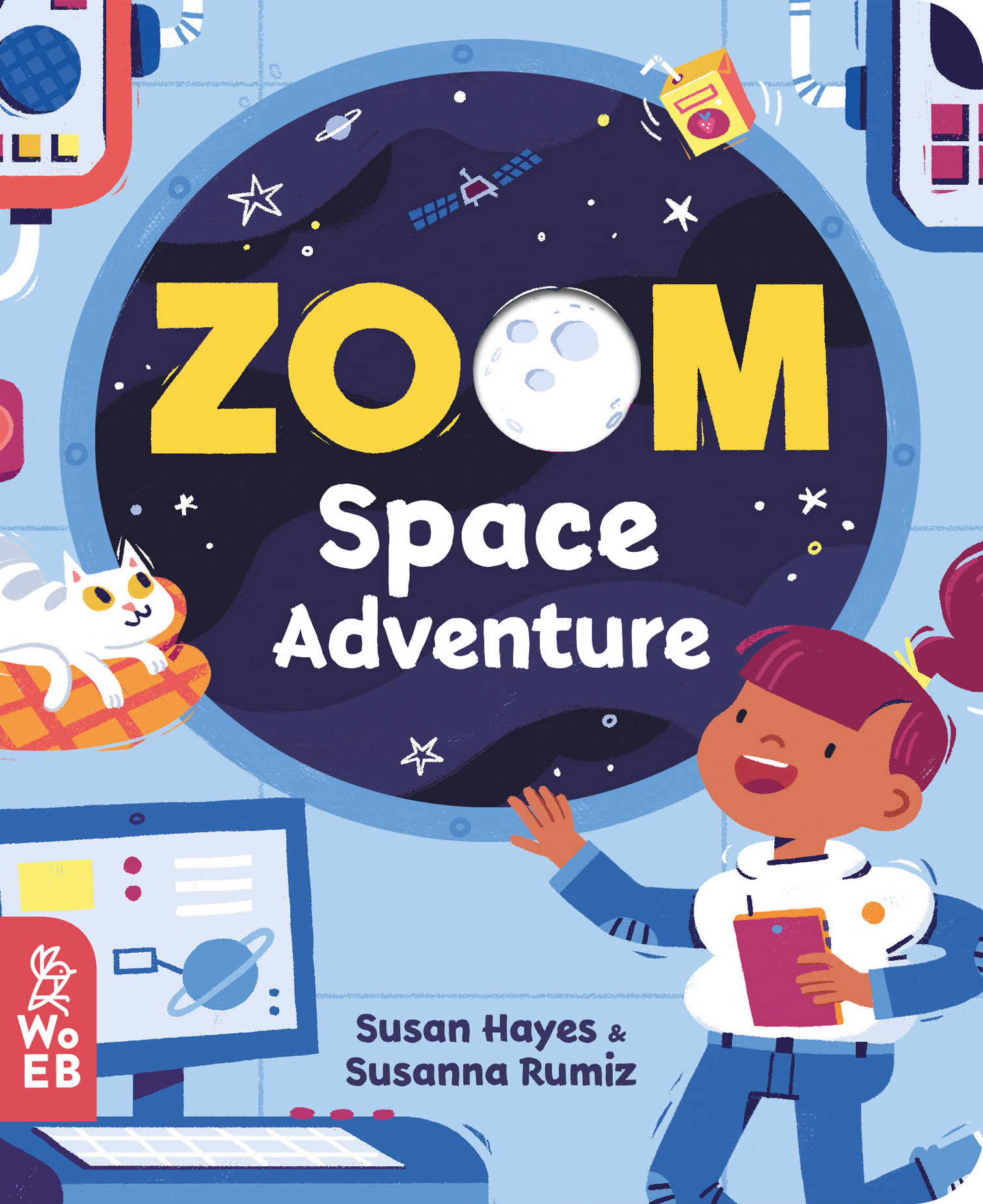 Zoom Space Adventure