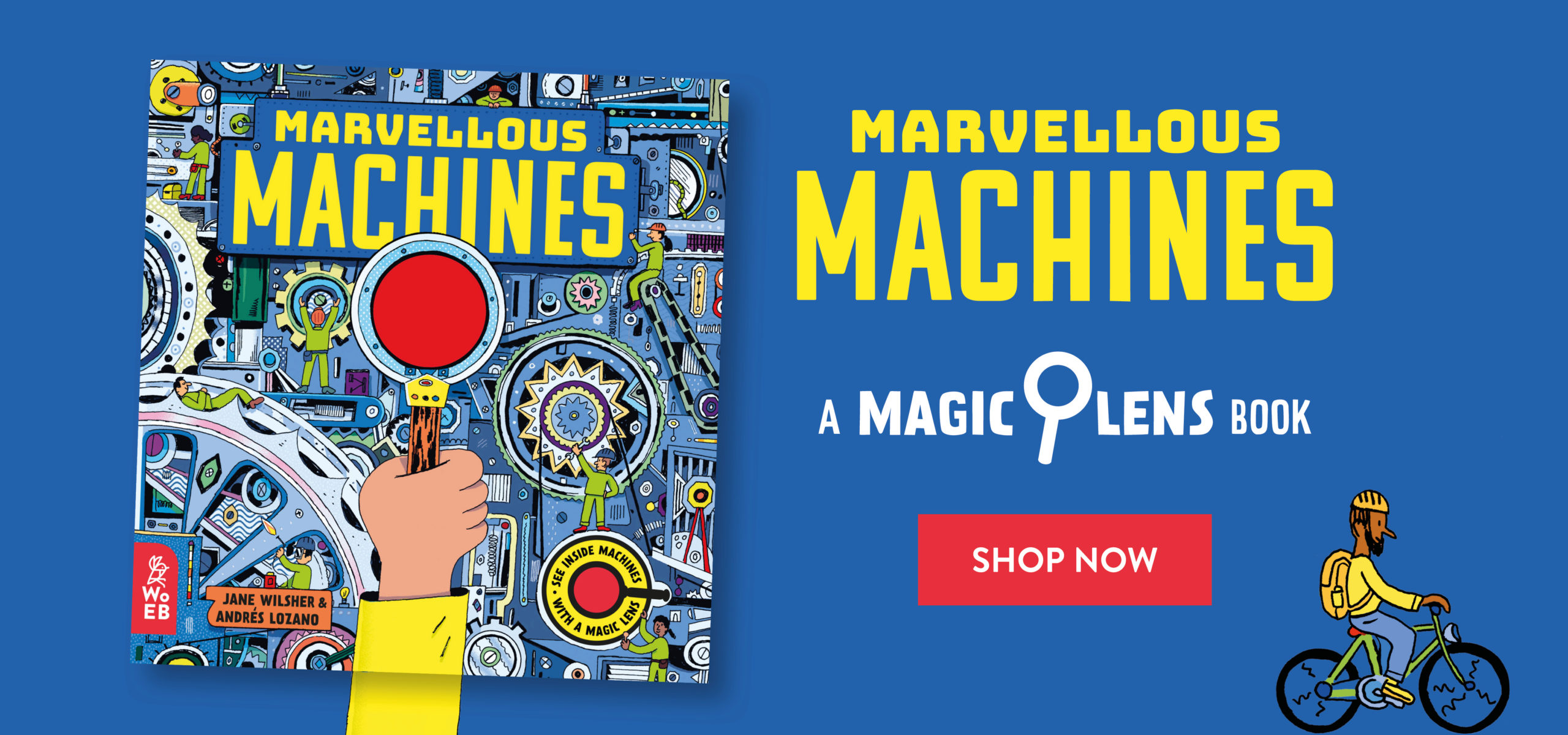 Marvellous Machines