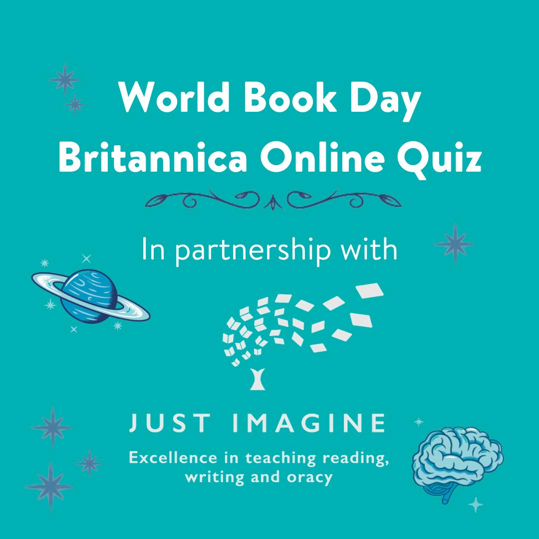 World Book Day Britannica Online Quiz!