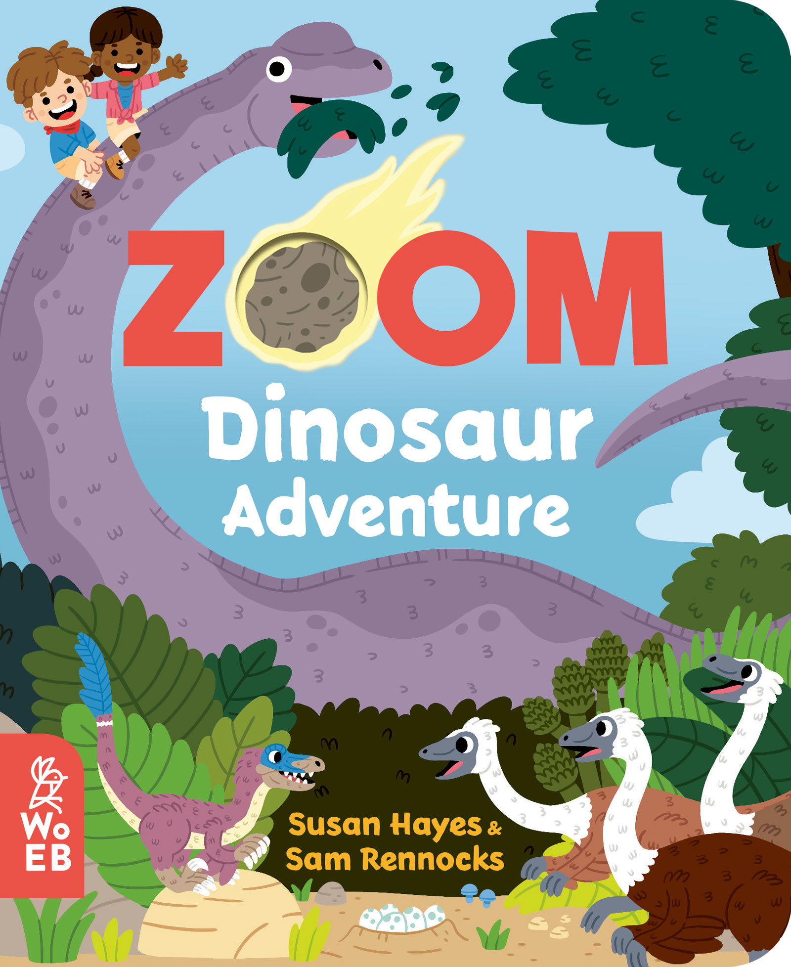Zoom Dinosaur Adventure