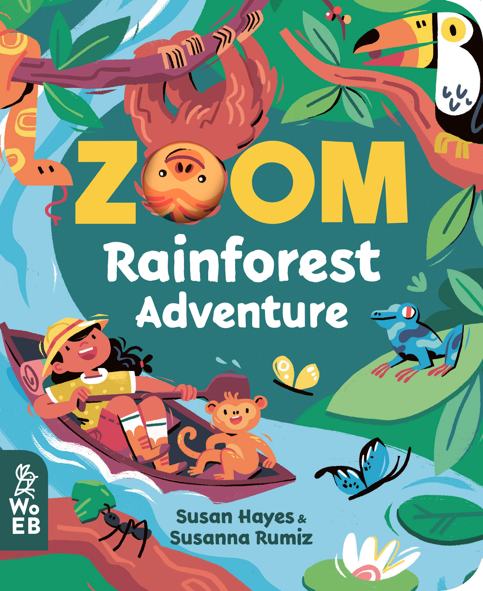 Zoom Rainforest Adventure