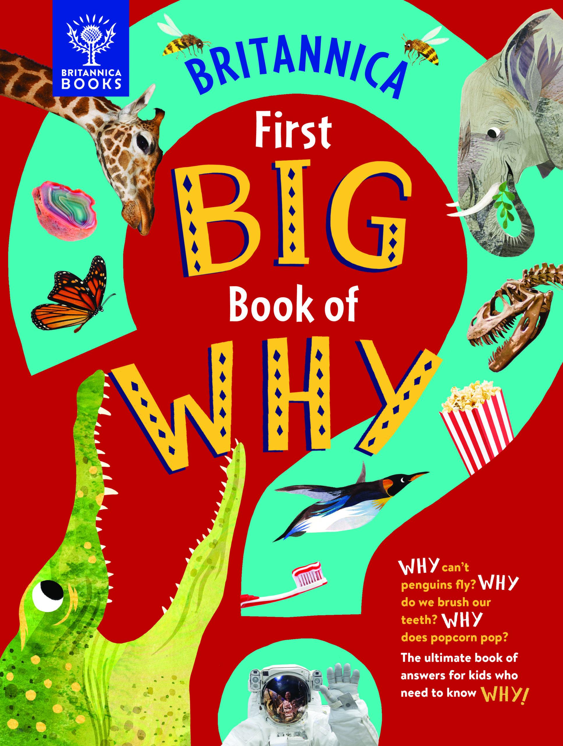 Britannica First Big Book of Why